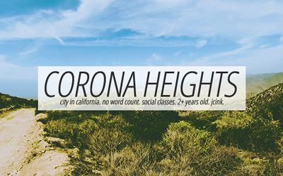 Corona Heights
